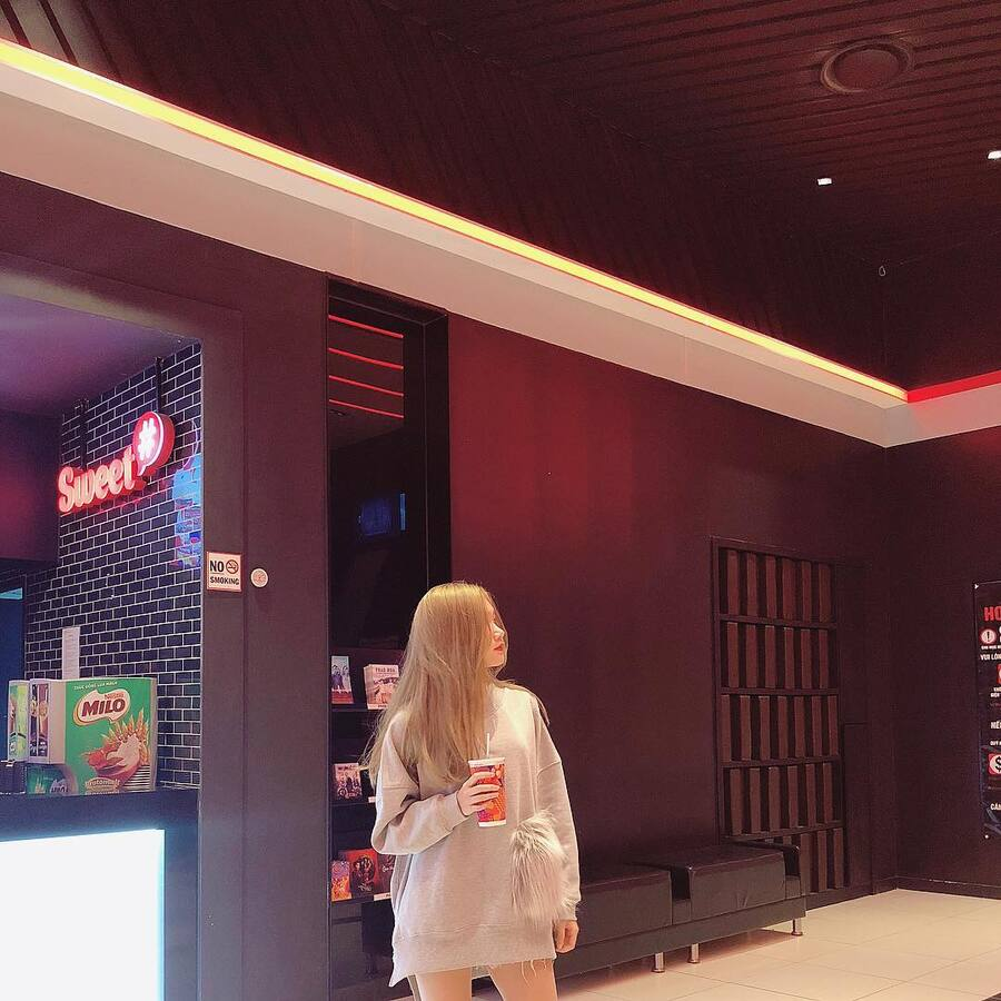 check in rạp lotte bắc giang