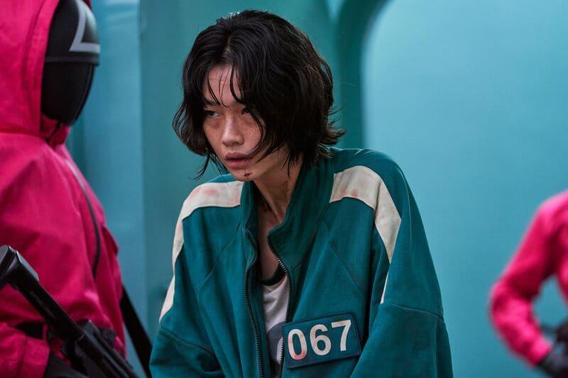 diễn viên lee jong jae phim squid game