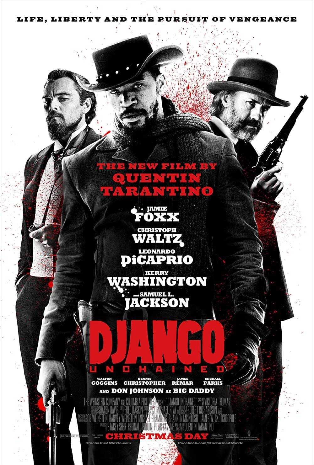 phim cao bồi hành trình Django