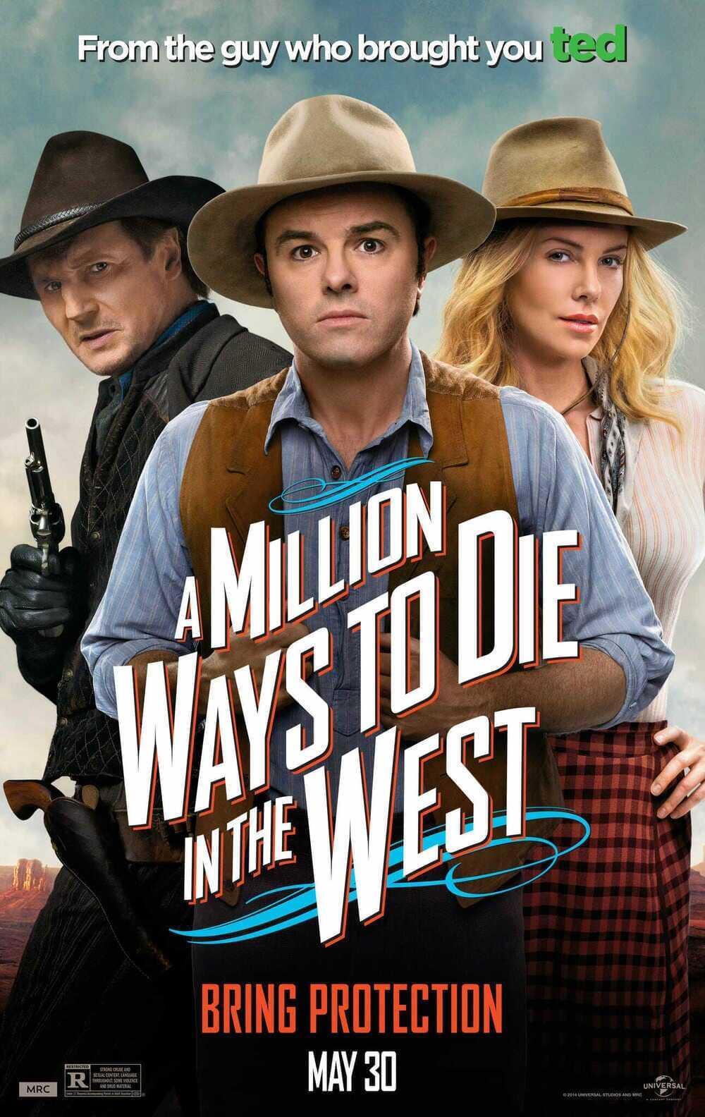 phim cao bồi mỹ triệu cái chết miền viễn tây