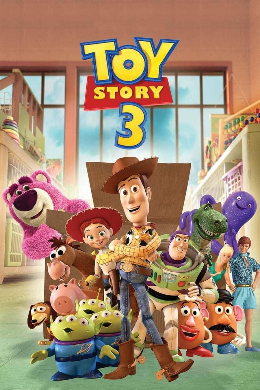 phim câu chuyện đồ chơi 3