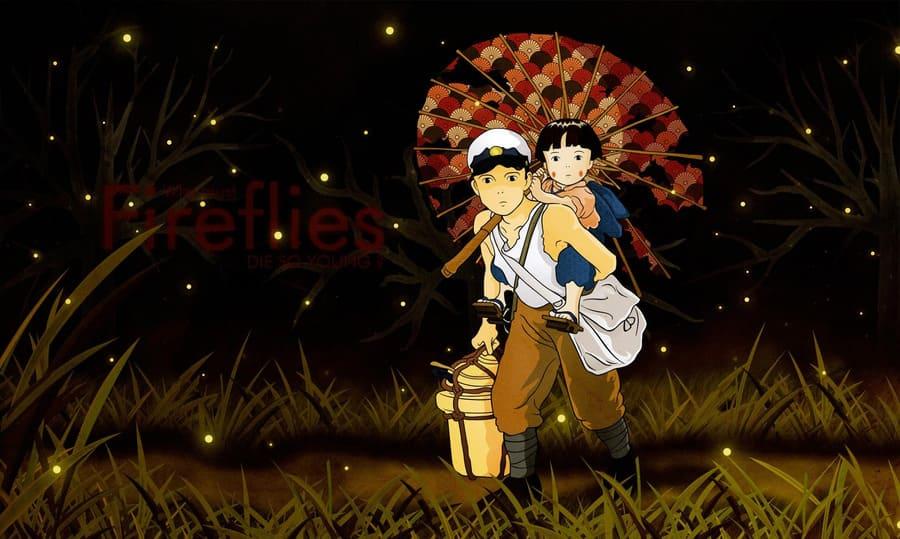 phim grave of fireflies