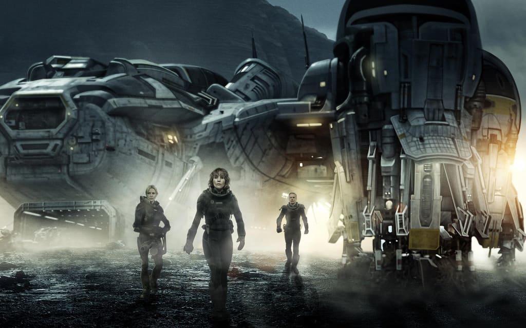 phim hành trình đến hành tinh chết