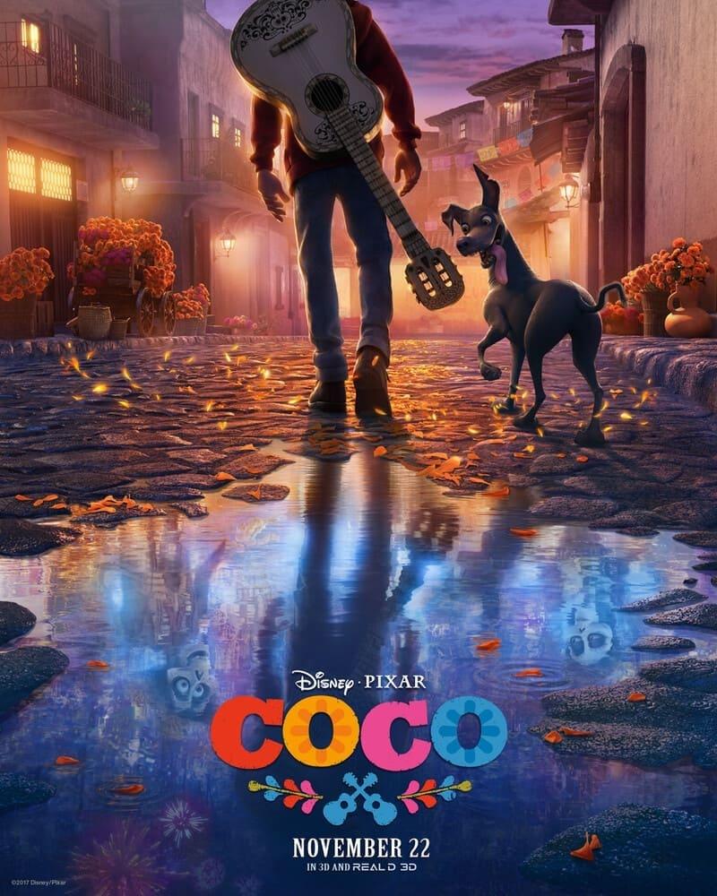 phim hoạt hình chiếu rạp của disney coco