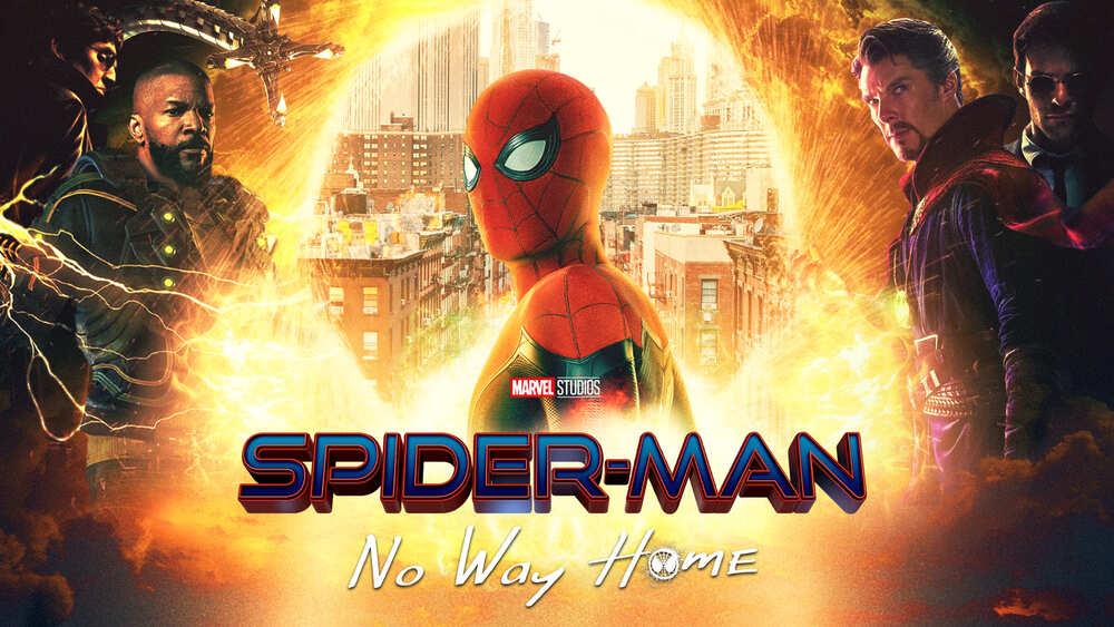 phim marvel spider man không còn đường về