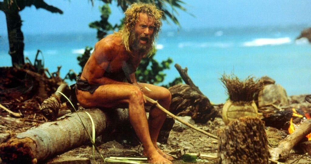 phim một mình trên đảo hoang