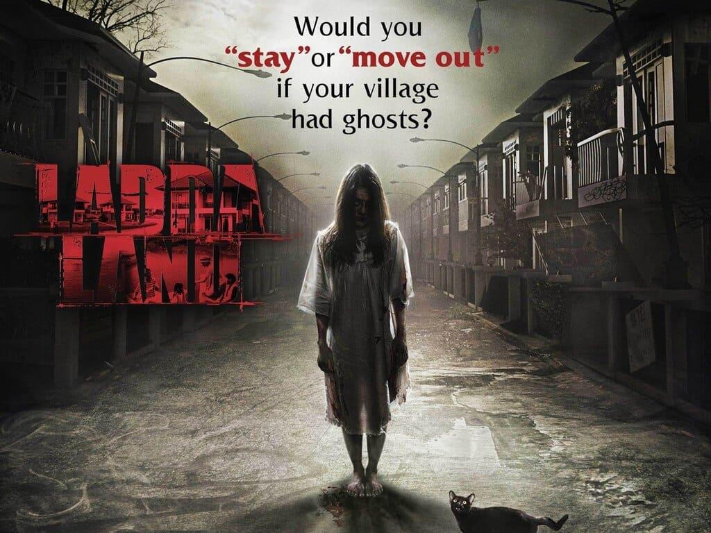 phim ngôi làng bí ẩn