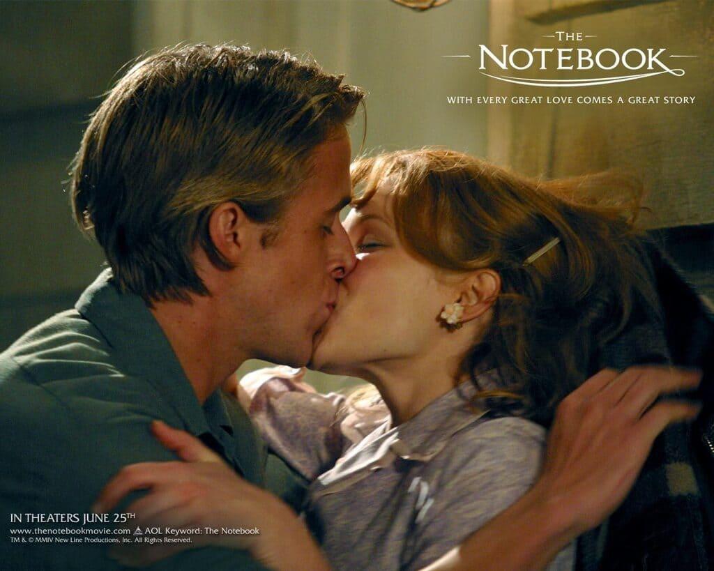 phim nhật ký tình yêu the notebook