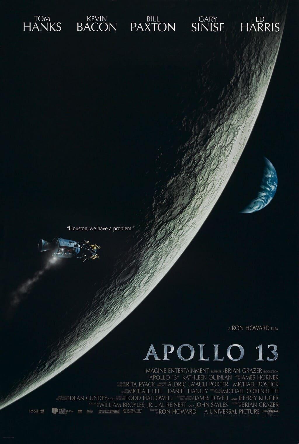 phim tàu thám hiểm apollo 13