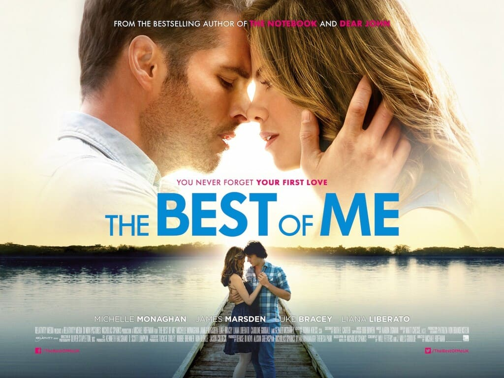 phim the best of me