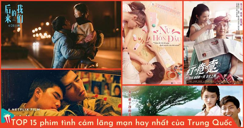 phim tình cảm lãng mạn hay nhất của trung quốc