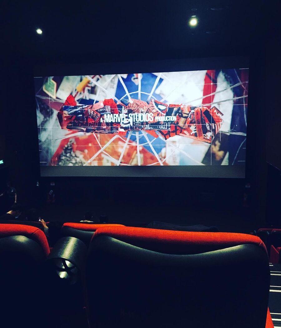 phòng chiếu phim lotte cinema bắc ninh