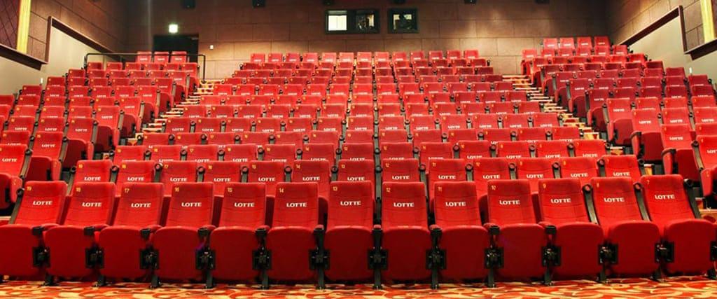 phòng chiếu phim lotte thăng long