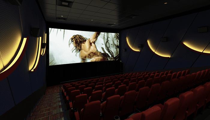 chất lượng phòng chiếu galaxy cinema