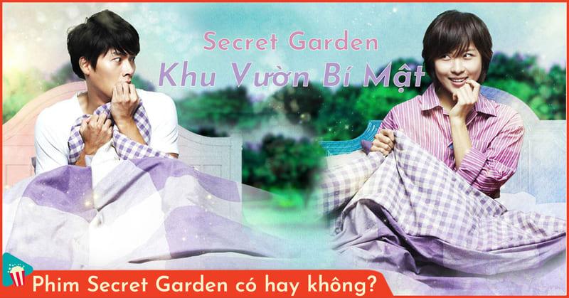 phim secret garden có hay không