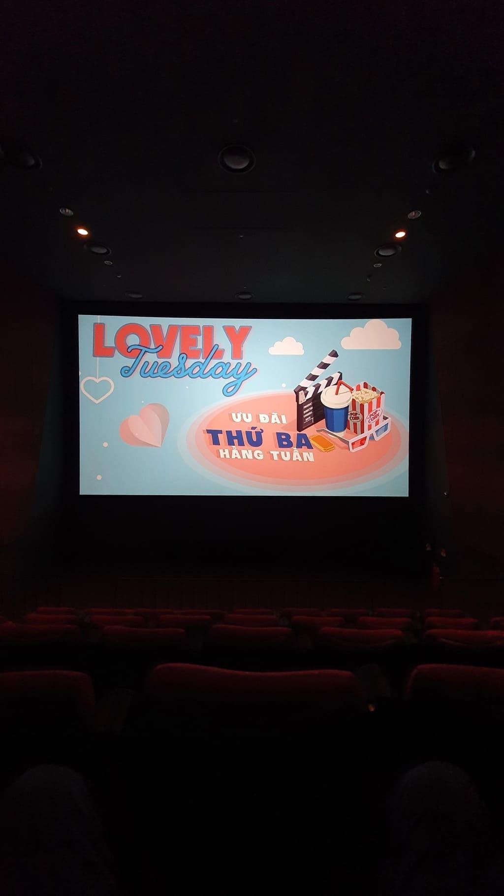 phòng chiếu lotte cinema long biên